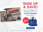 Free Cooler Bag + Carry Bag or a Large Tumbler When You Set up Automatic Membership Renewal Online @ Costco