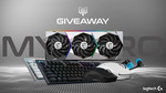 Win an MSI RTX 3080 Suprim & Logitech G Peripheral Pack from Myztro Gaming