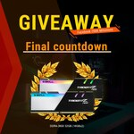 Win a Trident Z Neo DDR4-3600MHz CL18 32GB Memory Kit from G.Skill