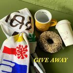 [VIC] Win a Scarf, Mug + Bagel of Your Choice/ Coffee from Take Two Bagels