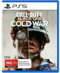 [Afterpay, PS5] Call of Duty: Black Ops Cold War $49 + $3.90 Delivered ($0 Delivery with eBay Plus) @ Big W eBay