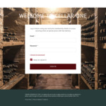 Houghton CW Ferguson Cabernet Malbec 2016 $250/Case of 6 @ Cellar One