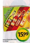 Mexicos Finest Beer Sampler Pack $15.99 Ea at Woolworths (SA, Not Sure about Other States)