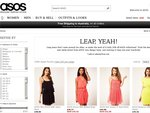 ASOS up to 29% off for Today Only