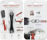 Keysmart Compact Key Holder and Keychain Organizer $26.99 + Delivery ($0 with Prime/ $39+) @ Amazon AU