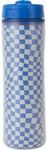 620ml Check or Leopard Twist Top Drink Bottle $1.00 (Was $5) + Delivery ($0 C&C/ in-Store) @ Kmart