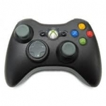 OZGAMESHOP Official BLACK Xbox360 Wireless Controller (Bagged) for AU $29.99 (Free Delivery)