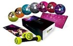 Zumba Exhilarate Body Shaping System DVD $65 Delivered from Amazon US