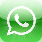WhatsApp Messenger for iPhone Free (Usually $0.99)
