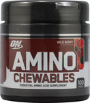 Optimum Nutrition Amino Chewables Wild Berry $17.99 USD Buy One Get One 50% $6.99 Shipping