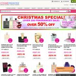 Over 150 Fragrances X'mas Sale! Over 50% off as Low as $4.99 &up! Track No.+Free Ship!