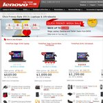 Lenovo Click Frenzy Sale, ThinkPad Yogas 27% off