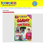 Toyworld Lego Star Wars AT-TE $99.99 with bonus Clone Trooper minifig