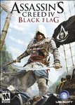 [STEAM PC] Assassin's Creed IV: Black Flag @ Amazon USD $29.95 or $24.95 with $5 Promo Credit
