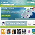 Jacaranda Books - 20% OFF + FREE SHIPPING until midnight 4/02/2014