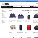 Grays Outlet Luggage Clearance w/ Free Delivery - eg. Qantas Electra Beauty Bag $9