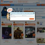 Gaming Clearance at Mighty Ape 12 Games Discounted