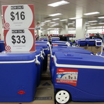 Willow Coolers - 25L - $16 -- 35L Wheelie - $33 @ Target Dandenong Clearance Store VIC