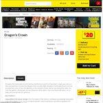 PS VITA: Dragon's Crown JB Hi-Fi $20