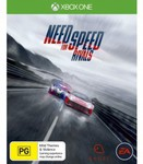 Need for Speed Rivals (PS4/XBOX ONE) AND Titanfall for XBOX ONE  $19.98 @ DSE