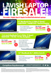 "High Spec Refurbished Apple Laptop Sale - 15"" MacBook Pro 2.7GHz i7 Quad/16GB/ 768GB SSD $2299"
