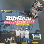 FREE TopGear Sticker Album or Collector's Tin at Woolworths Caltex with Min. $1 Spend