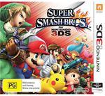 Super Smash Bros. for 3DS for $49 ($39.20 after 20% off Voucher) at JB Hi Fi