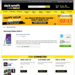 Samsung Galaxy Note 4 [Preorder] $949 @ Dick Smith