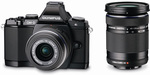 Olympus OM-D E-M5 w/ 14-42mm & 40-150mm Twin Lens Kit $699, $17.95 Delivery or Free Pickup WA @ Gerry Gibbs