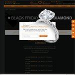 Brian Gavin up to 8% on Diamonds + $195 off Pendants and Earrings