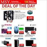 MSY-Logitech MX800 Wireless Combo $118 (was $138) Mon 26/01/15 - Tue 27/01/15