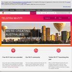 FREE Telstra Wi-Fi™ Trial - 30 Mins @ 1000+ Payphone Sites Nationwide