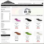 Superfeet Insoles $29 @ The Walking Company. RRP$$59  w/ Click & Collect for Melbourne