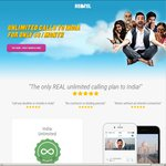 FREE One Month Unlimited Calls to India Using Rebtel
