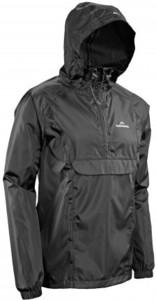 88ccc90dd Kathmandu Pocket-It Rain Jacket Black $50 (was $60) @ Kathmandu ...