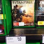 Titanfall Xbox One $10 @ Target (Chadstone VIC)