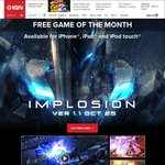 IGN iOS Free Game of The Month: Implosion (Normally $9.99)