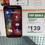 Motorola Moto G 2nd Gen - Unlocked - $139 (Was $269) @ Dick Smith