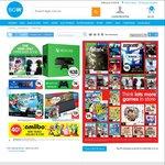 Rainbow Six Siege PS4/XB1 $58, Animal Crossing Amiibo Festival $54, Legend of Zelda $47 @ Big W