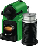 Breville Inissia Capsule Machine - Tropical Green $79 (After $50 Cashback) @ The Good Guys