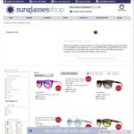 15% off at Sunglasses Shop