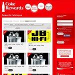 Coke Rewards: JB Hi-Fi Vouchers $10, $20, $50, $100, $200 for 200, 400, 1000, 2000, 4000 Tokens Respectively
