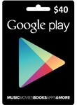 Google Play Credit 25% off - $40 for $30 Emailed 1-2 Business Days @Phonebot