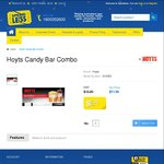 Medium Popcorn and Drink Combo - $11.50 (+ $2.50 Post) (Save $4.30) @ Hoyts VIA Spendless.net.au
