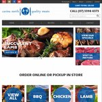Free Delivery to Anywhere in Brisbane on Your First Order @ Carina North Quality Meats