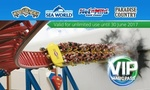 [QLD] $89.99 Unlimited 12 Months VIP Magic Pass to Warner Bros. Movie World, Sea World, Wet'N'Wild + Paradise Country @ Groupon