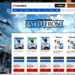 Star Wars Battlefront Collector's Pack - PC - $23, XB1/PS4 - $28 (C&C or + Postage) @ EB Games
