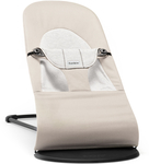 BabyBjorn Balance Soft Jersey Cotton Bouncer - Beige/Light Grey $130 Delivered @ COTD (Club Catch Membership Required)