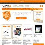 10lbs WPI/WPC $79.95 (2+ $69.95 Ea), X50 60 Sv + Quest Bars (Choc PB) $49.95 + More @ Amino Z