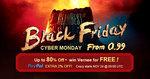 GearBest Cyber Monday Deals - Yi II ($197.99/~$266.10 AUD) / A119 ($65.99/~$88.69 AUD) / Mi TV 3 ($74.89/~$100.65 AUD) + More